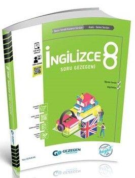 Gezegen Yayınları 8. Sınıf İngilizce Soru Gezegeni