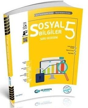 Gezegen Yayınları 5. Sınıf Sosyal Bilgiler Soru Gezegeni