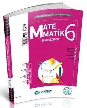 Gezegen Yayınları 6. Sınıf Matematik Soru Gezegeni