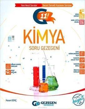 Gezegen Yayınları 11. Sınıf Kimya Soru Gezegeni