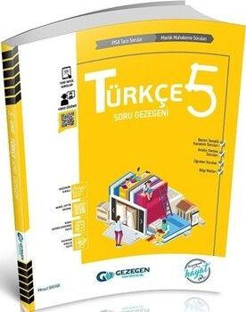 Gezegen Yayınları 5. Sınıf Türkçe Soru Gezegeni