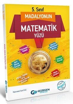 Gezegen Yayınları 5. Sınıf Madalyonun Matematik Yüzü