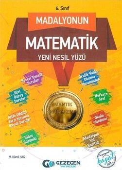 Gezegen Yayınları 6. Sınıf Madalyonun Matematik Yüzü