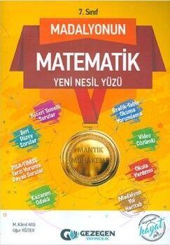 Gezegen Yayınları 7. Sınıf Matematik Madalyonun Yüzü