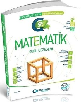 Gezegen Yayınları 9. Sınıf Matematik Soru Gezegeni Geniş Kitap