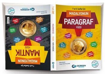 Gezegen Yayınları 7. ve 8. Sınıf Paragraf ve Mantık Madalyonun Yüzü
