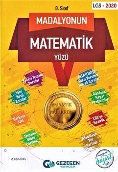 Gezegen Yayınları 8. Sınıf Madalyonun Matematik Yüzü