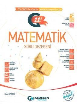 Gezegen Yayınları 11. Sınıf Matematik Soru Gezegeni