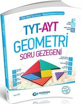 Gezegen Yayınları TYT AYT Geometri Soru Gezegeni