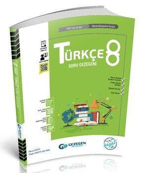 Gezegen Yayınları 8. Sınıf Türkçe Soru Gezegeni