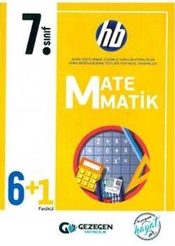 Gezegen Yayınları 7. Sınıf Matematik 6 + 1 Fasikül