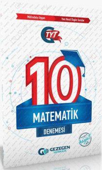 Gezegen Yayınları TYT Matematik 10 Denemesi