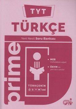 Gri Yayıncılık TYT Türkçe Prime Yeni Nesil Soru Bankası