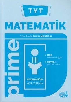 Gri Yayıncılık TYT Matematik Prime Yeni Nesil Soru Bankası