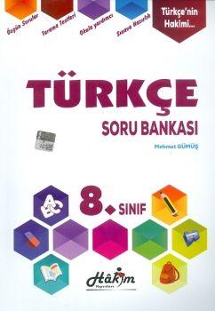 Hakim Yayınları 8. Sınıf TEOG Türkçe Soru Bankası