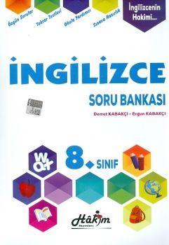 Hakim Yayınları 8. Sınıf TEOG İngilizce Soru Bankası