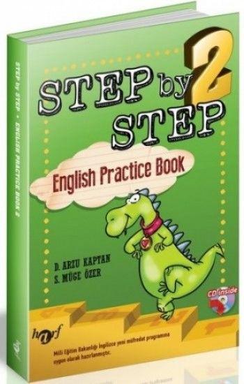 Harf Yayınları 2. Sınıf Step By Step English Practice Book