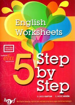 Harf Yayınları 5. Sınıf Step By Step English Worksheets