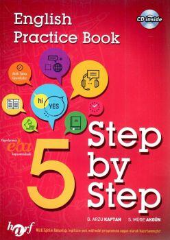 Harf Yayınları 5. Sınıf Step By Step English Practice Book