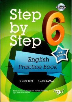 Harf Yayınları 6. Sınıf Step By Step English Practice Book