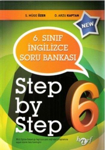 Harf Yayınları 6. Sınıf Step By Step Soru Bankası