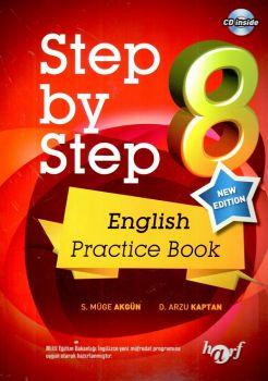 Harf Yayınları 8. Sınıf Step By Step English Practice Book