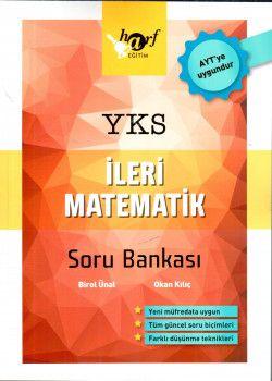 Harf Yayınları AYT İleri Matematik Soru Bankası