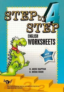 Harf Yayınları İlkokul 4. Sınıf Step By Step English Worksheets 4