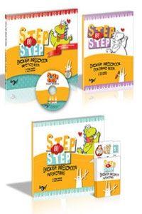 Harf Yayınları Step By Step Prescholl Book