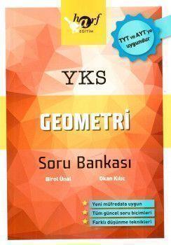 Harf Yayınları TYT AYT Geometri Soru Bankası