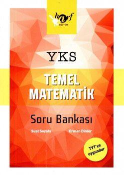 Harf Yayınları YKS 1. Oturum TYT Temel Matematik Soru Bankası