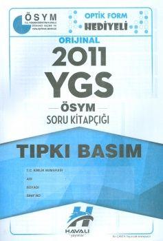 Havalı Yayınları YGS 2011 Tıpkı Basım ÖSYM Soru Kitapçığı