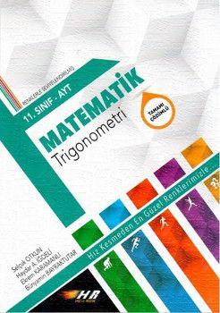 Hız ve Renk Yayınları AYT Matematik Trigonometri Tamamı Çözümlü