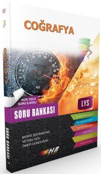 Hız ve Renk Yayınları LYS Coğrafya Soru Bankası Açık Uçlu Soru İlaveli