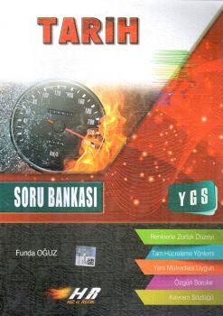 Hız ve Renk Yayınları YGS Tarih Hız ve Renk Soru Bankası