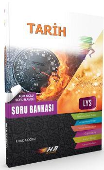 Hız ve Renk Yayınları LYS Tarih Soru Bankası