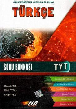 Hız ve Renk Yayınları YKS 1. Oturum TYT Türkçe Soru Bankası