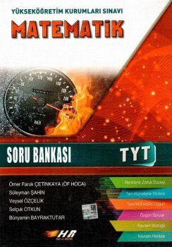 Hız ve Renk Yayınları YKS 1. Oturum TYT Matematik Hız ve Renk Soru Bankası