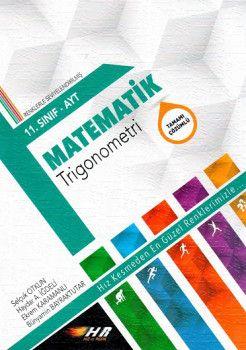 Hız ve Renk Yayınları 11. Sınıf TYT AYT Matematik Trigonometri Tamamı Çözümlü