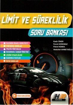 Hız ve Renk Yayınları Limit ve Süreklilik Soru Bankası