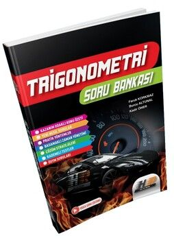 Hız ve Renk Yayınları Trigonometri Soru Bankası