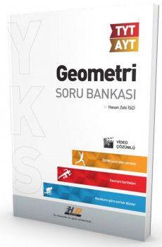 Hız ve Renk Yayınları TYT AYT Geometri Soru Bankası