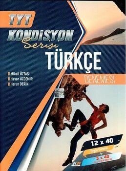 Hız ve Renk Yayınları TYT Türkçe Kondisyon Serisi Denemesi
