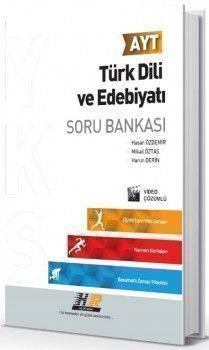 Hız ve Renk Yayınları AYT Türk Dili ve Edebiyatı Soru Bankası