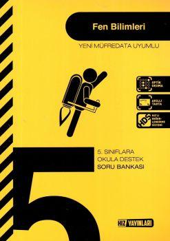 Hız Yayınları 5. Sınıf Fen Bilimleri Soru Bankası