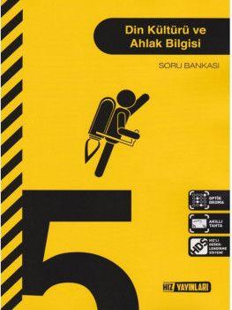 Hız Yayınları 5. Sınıf Din Kültürü ve Ahlak Bilgisi Soru Bankası