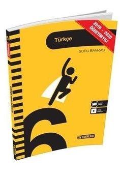 Hız Yayınları 6. Sınıf Türkçe Soru Bankası