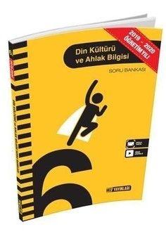 Hız Yayınları 6. Sınıf Din Kültürü ve Ahlak Bilgisi Soru Bankası