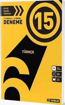 Hız Yayınları 6. Sınıf Türkçe 15 Deneme