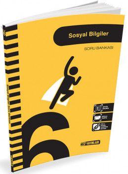 Hız Yayınları 6. Sınıf Sosyal Bilgiler Soru Bankası